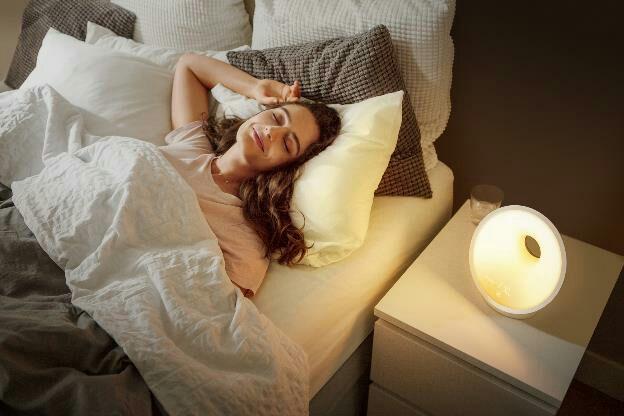Позаботьтесь об отдыхе: Philips напоминает о важности здорового сна