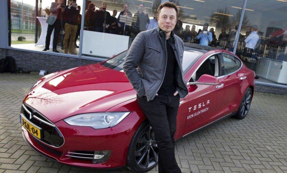 Tesla обошла Audi и Jaguar по энергоэффективности электромобилей