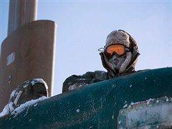 Россию назвали небоеспособной против США в Арктике