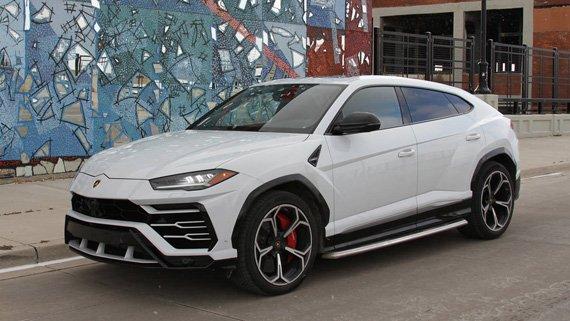 Кроссовер Lamborghini Urus 2019: Посмотри!