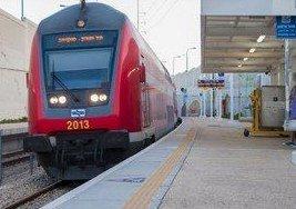 По всему Израилю прекращено движение поездов