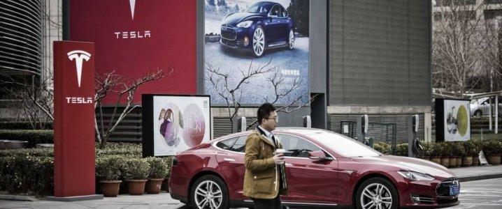 Tesla сообщает о поставках Lackluster Q1