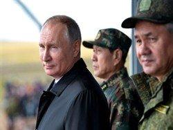 Путин заявил об уходе в прошлое службы по призыву