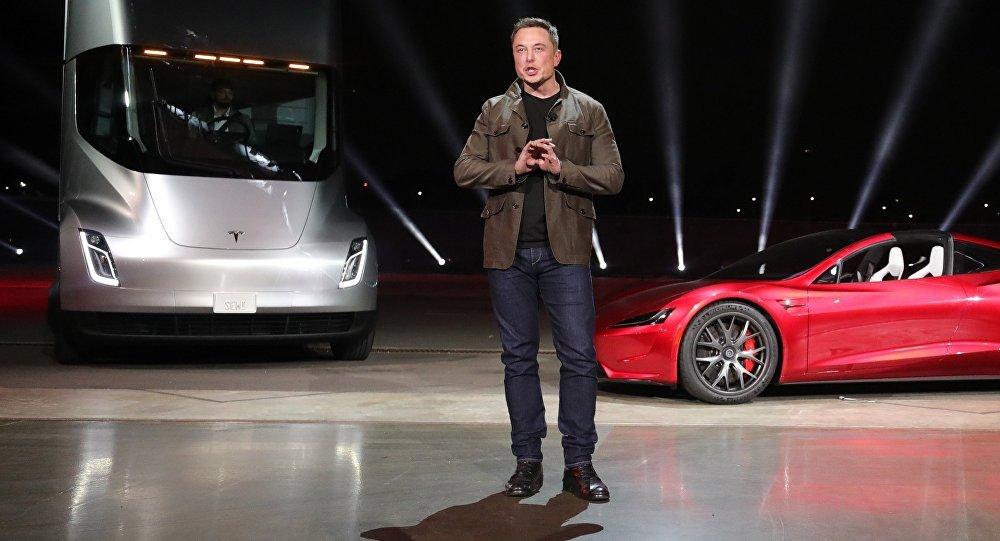 Илон Маск обещает запустить миллион роботакси в 2020 году