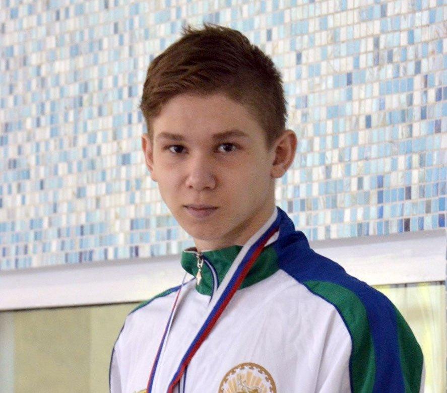Паралимпиец из Башкирии установил рекорд России по плаванию