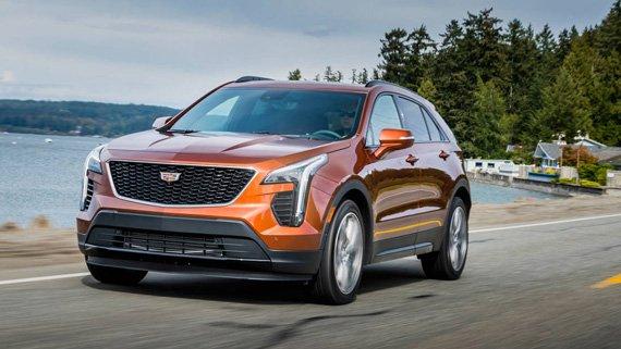 Главное в Cadillac XT4 2019: Эксклюзивность в массы
