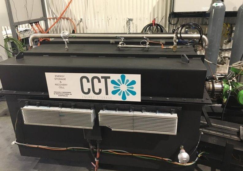 Первая термальная батарея с дешевым и экологичным хранением энергии запущена в Австралии