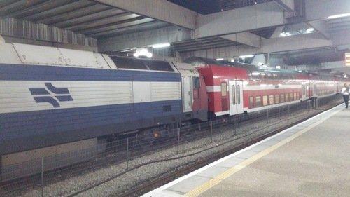 Израиль: Поезд Иерусалим - Бен-Гурион снова сломался в тоннеле