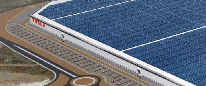 Солнечные элементы Тесла экспортируются вместо того, чтобы устанавливаться в США
