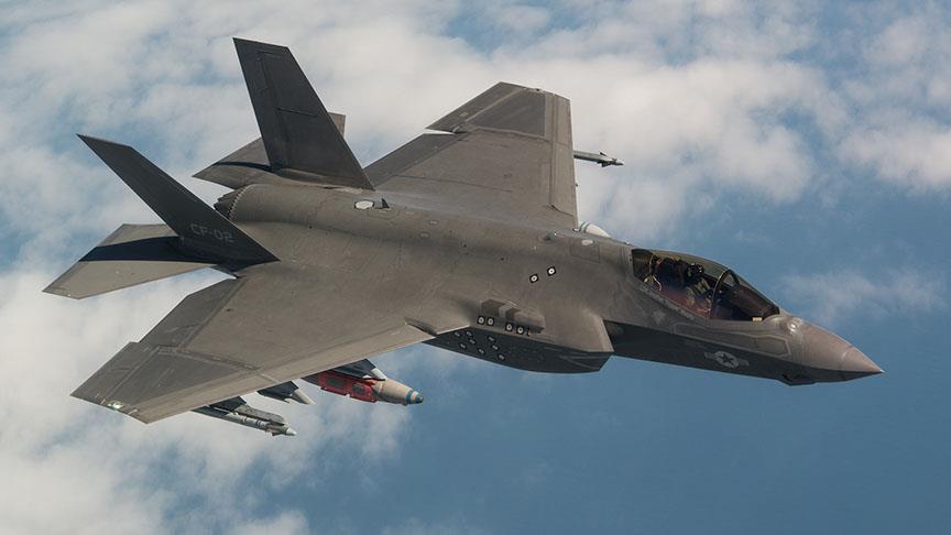 """В США подтвердили, что F-35 имеет """"российское происхождение"""""""