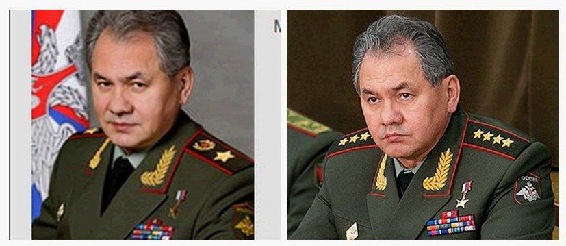 Pochemu U Generala Armii Shojgu Na Pogonah Marshalskie Zvezdy