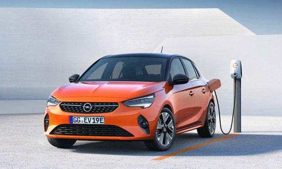В Corsa Opel видит свой ключевой электромобиль