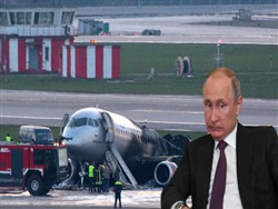 Рискнет ли Путин сесть в Superjet после трагедии с нашим «лайнером мечты»?