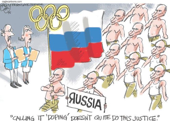 Путин поручил прорваться на Олимпиаду 2020 года