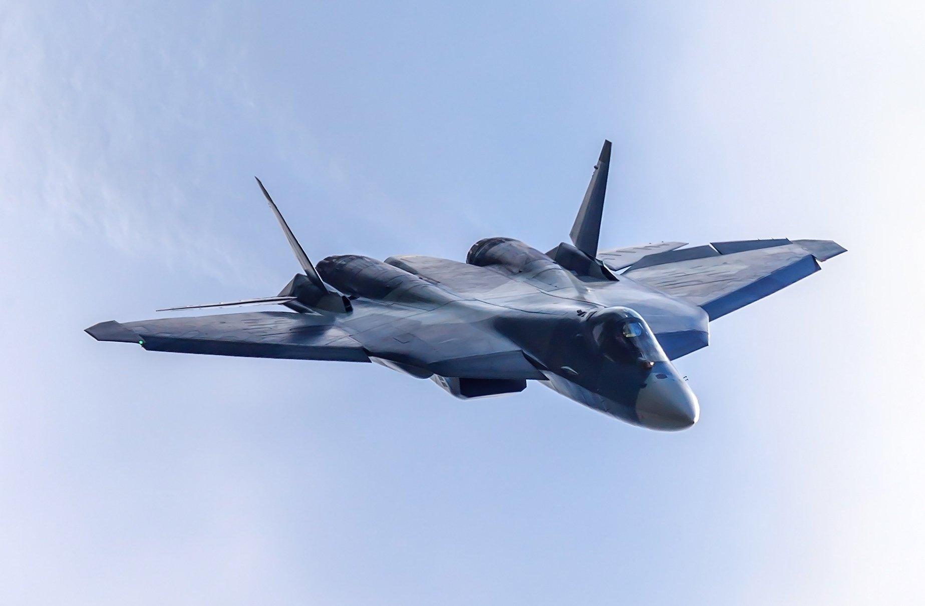 Турция будет закупать новые российские истребители Су-57?