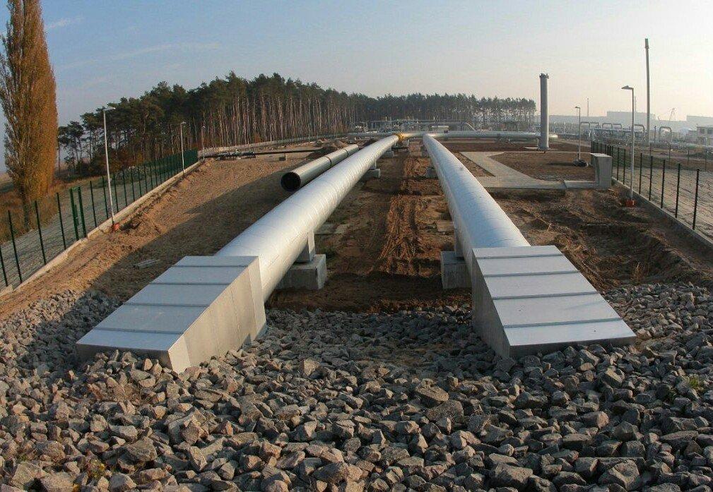 В Германии недовольные «Северным потоком — 2» активисты заползли в газопровод