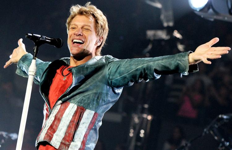 Одна из самых успешных и востребованных групп мира Bon Jovi выступит в России!