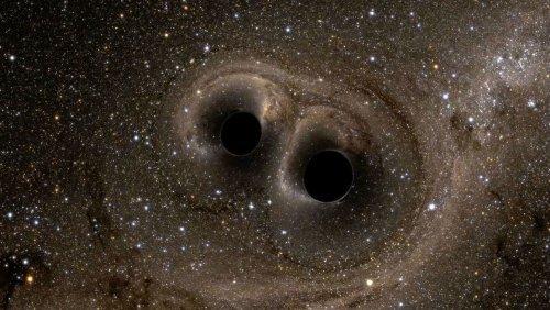Учёные впервые «поймали» сразу две гравитационных волны за день