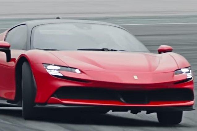 Израиль: импортер Ferrari разорился и сбежал в Майами