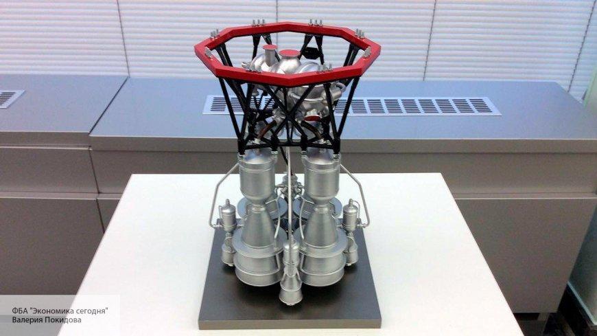 В Петербурге представлен опытный образец ионного космического двигателя