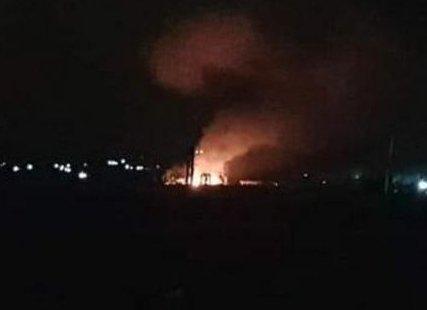 """Израиль обвинили в атаке на бывшую российскую базу в сирийском """"треугольнике смерти"""""""