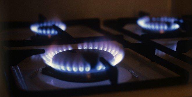 Украинские запасы газа истощились