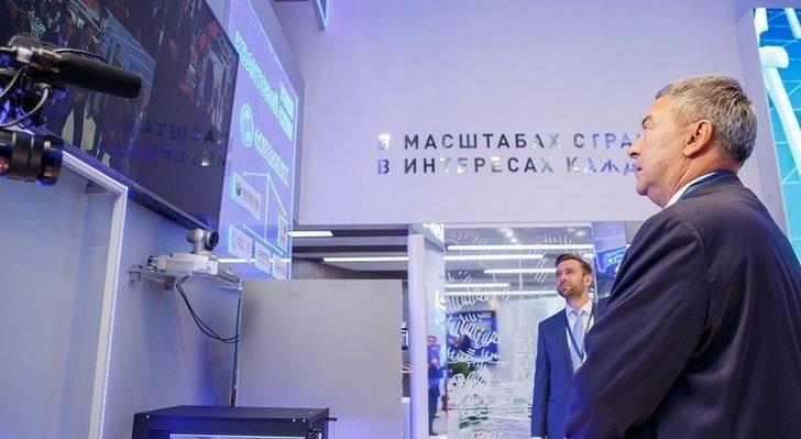На ПМЭФ показали первую в России межкорпоративную квантовую сеть