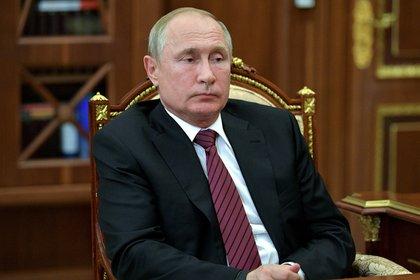 Путин уволил двух генералов из дела Голунова