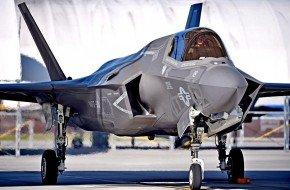Как разом «приземлить» весь флот истребителей F-35