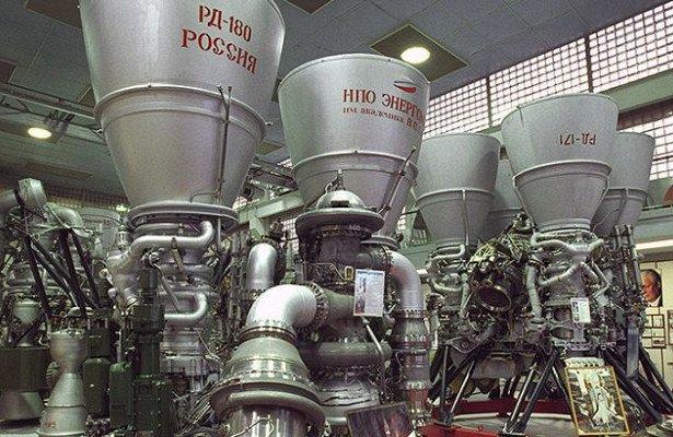 Россия отправит вСШАтриракетных двигателя РД-180