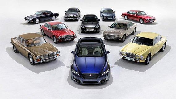 Прощай Jaguar XJ, здравствуй электрический Jaguar XJ EV