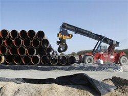 В США предложили пять видов санкций против «Северного потока-2»