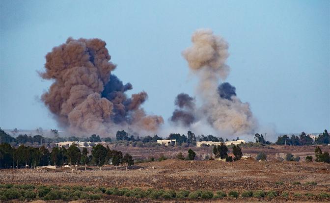 Очередная атака доказала, что русские С-300 бессильны перед РЭБ Израиля