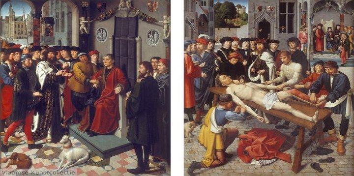 Россиянин отправил в суд картину «Сдирание кожи с продажного судьи». Ему грозит арест