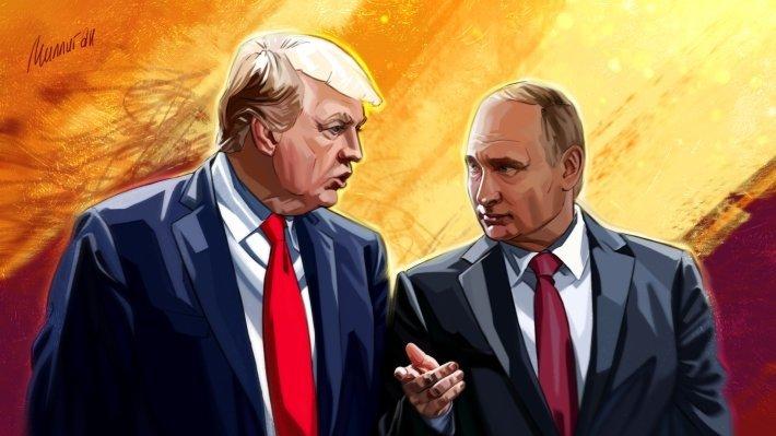 В Китае объяснили отказ Трампа бомбить Иран «эффектом Путина»
