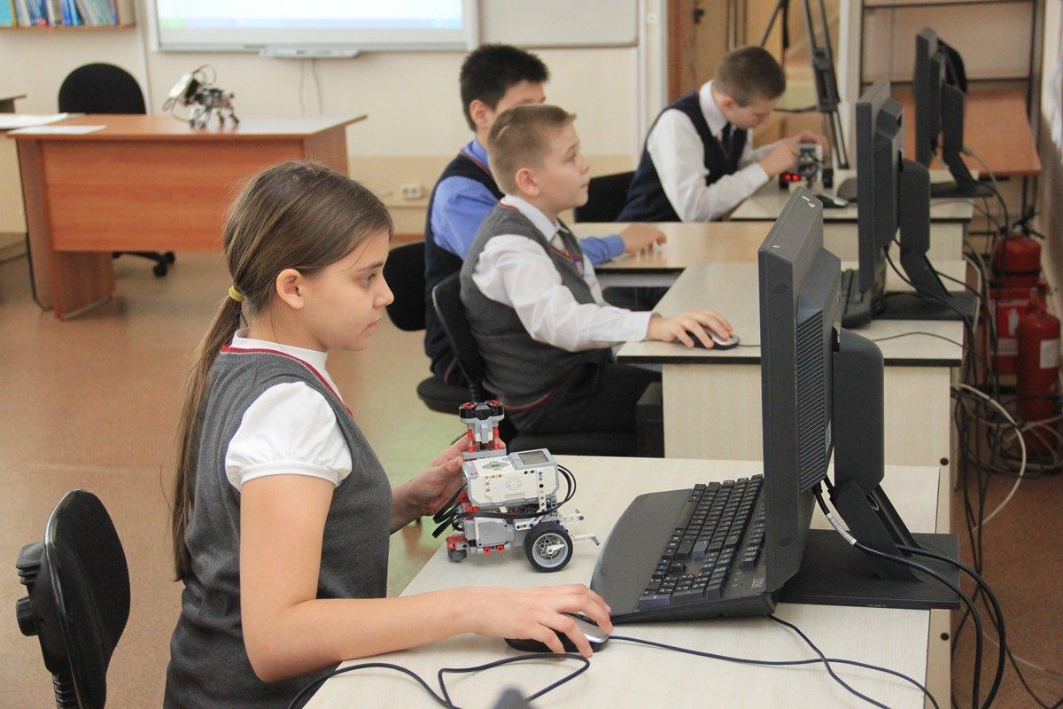 В столичных школах откроют IT-классы