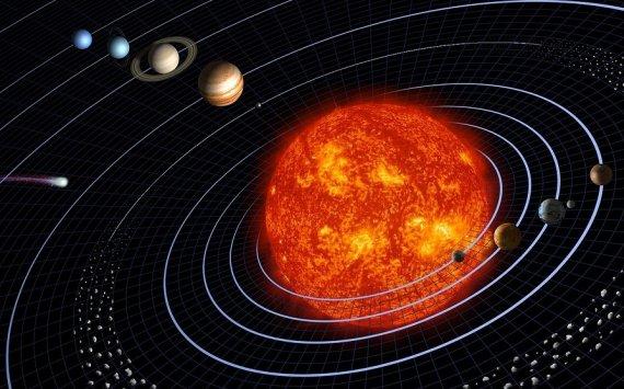 Британские учёные: Земля движется вокруг Солнца по квадратной орбите