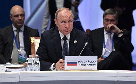 Путин заявил о «неизбежности» восстановления отношений России и Украины