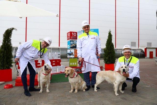 На фабрике «Нестле Пурина ПетКер» состоялось открытие новых водоочистных сооружений