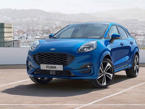 Ford Puma желает переманить покупателей Mini