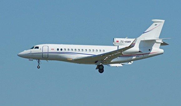 Скворцова просит разрешить закупку для  Минздрава французского Falcon 7X вместо SSJ100