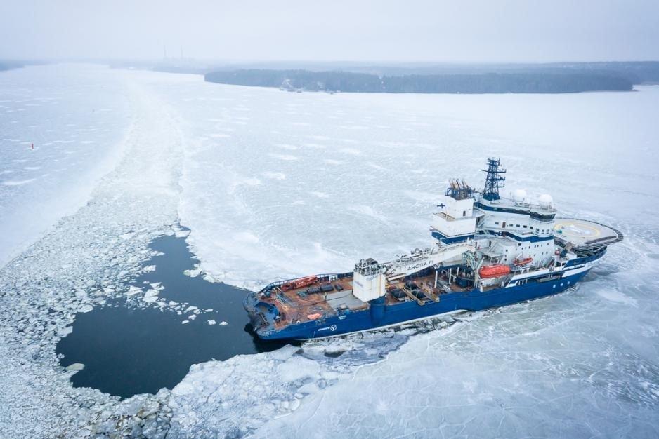 Россия и Китай запланировали совместную экспедицию в Арктику