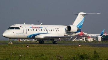 """Авиакомпания """"Ямал"""" не может эксплуатировать половину своих SSJ-100"""