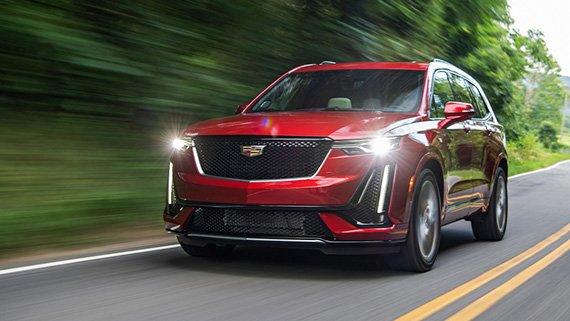 Краткий обзор и тест-драйв Cadillac XT6 2020: Мощная конфетка