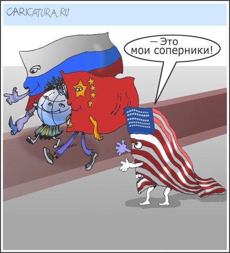 """Трасса """"Меридиан"""" как кошмар для США"""