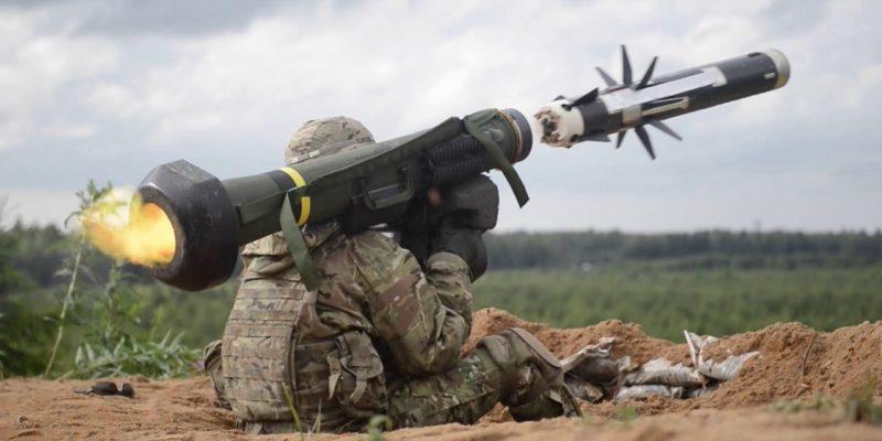 Украинские ПТРК Javelin вывозят в Польшу