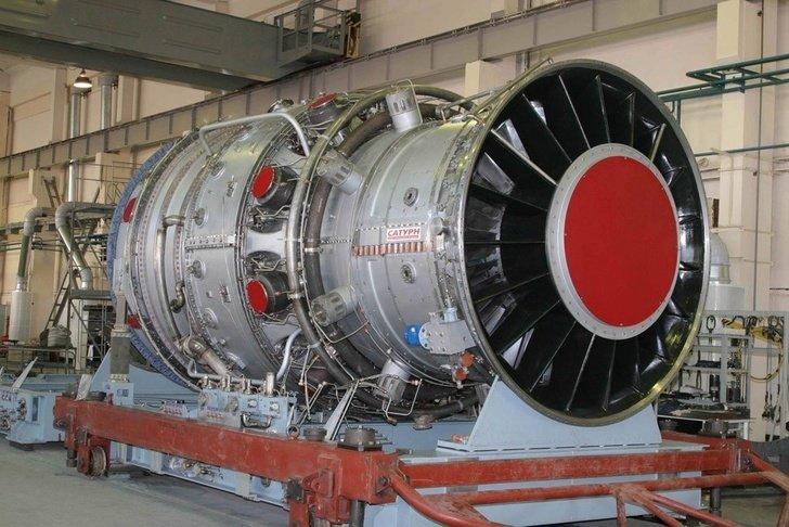Российскую газовую турбину ГТД-110М запустили в опытно-промышленную эксплуатаци