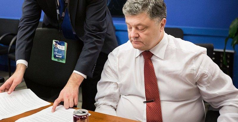 На украинском ТВ раскрыли целую серию кровавых преступлений Порошенко