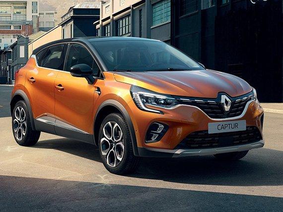 Renault добавляет плагин гибрид в линейку обновленного кроссовера Captur