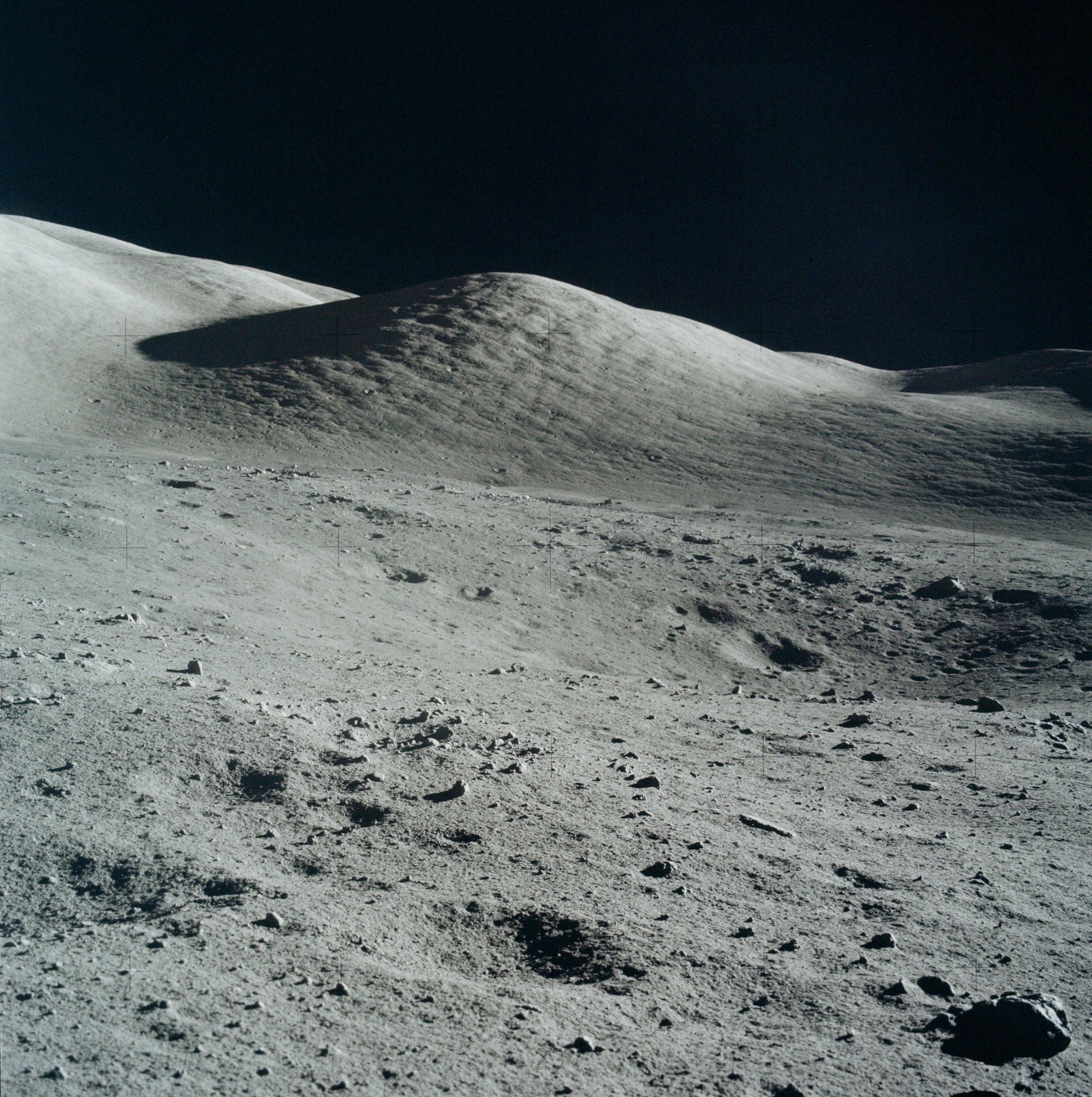 Российские ученые думают как в бетон превратить лунный грунт